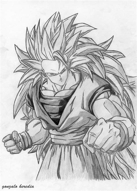 imagenes de goku hecho a lapiz dibujos de dragon ball a lapiz dragon ball dragons and goku