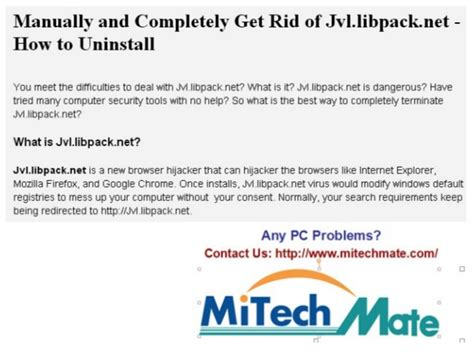 how to get rid of a virus on android phone jvl libpack net removal how to get rid of jvl libpack virus