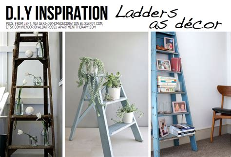 new for ladders 10 diy ideas tutorials