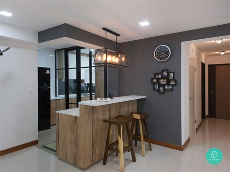 modern wet kitchen design qanvast interior design ideas 6 brilliant 4 room hdb