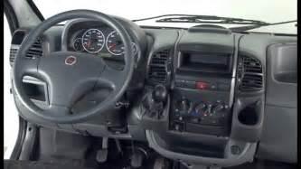 Fiat Ducato Interior Fiat Ducato Ambiente Interior