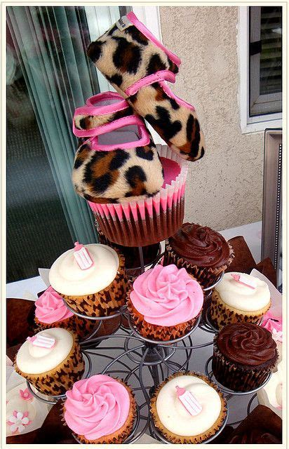 Pink Leopard Baby Shower Theme by 68 Best Tutus Pearls Baby Shower Images On