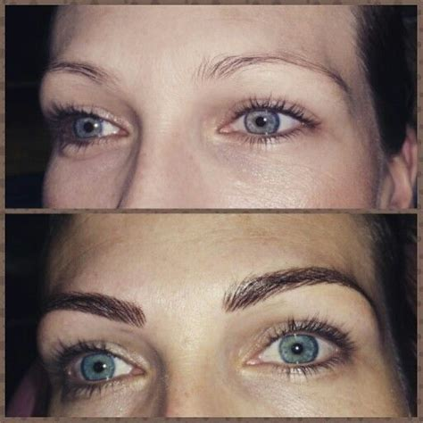 3d tattoo eyebrows beautiful 3d microblading hairstroke eyebrows eyeliner