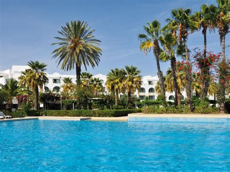 sousse port el kantaoui hotel hasdrubal thalassa sousse tunezja