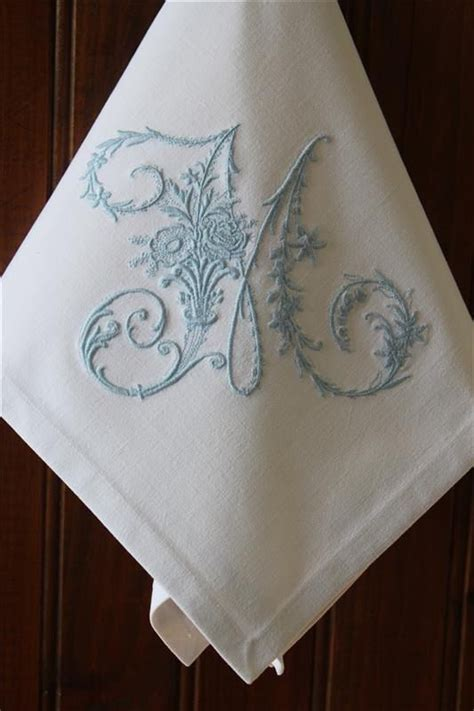 monogrammed linen napkins best 25 monogrammed napkins ideas on pinterest modge podge projects monogram image book and