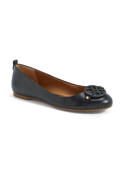 burch flat shoes sale burch burch mini miller leather flat