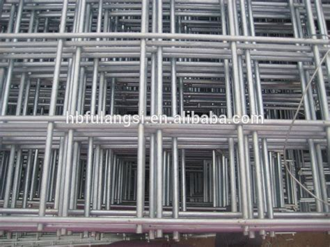 Kawat Ram 10x10 reinforcing welded wire mesh weight of concrete reinforce wire mesh welded mesh buy