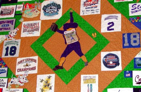 Custom T Shirt Quilts by Moonlight Quilts Custom T Shirt Quilts Moonlight Quilts
