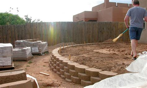 retaining wall designs ideas install retaining wall steps cheap retaining wall design ideas