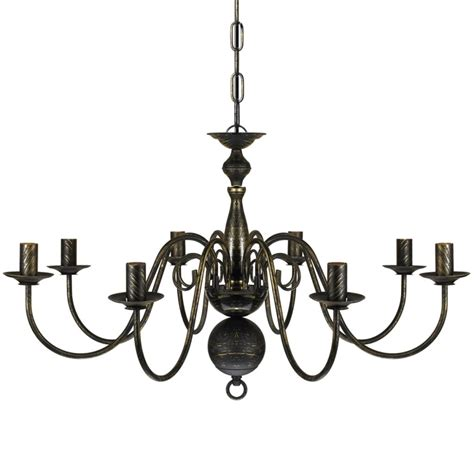 Black Metal Chandelier Black Metal Antique Black Metal Chandelier 8 X E14 Bulbs Www Vidaxl Au