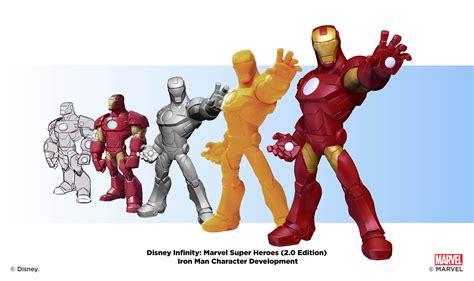 disney infinity announced marvel super heroes