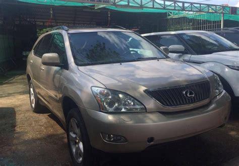 lexus cambodia lexus rx330 full option 35 000 cambodia auto