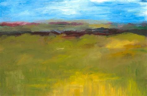 abstract landscape paintings abstract landscape the highway series painting by calkins