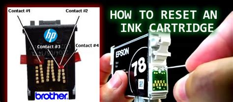 reset epson printer ink cartridge how to reset an ink cartridge not waste printer ink