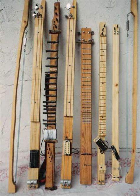 Handmade Instruments - 25 best ideas about musical instruments on