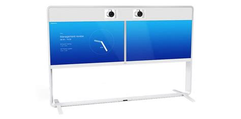 Home Wall Display by Cisco Telepresence Mx700 Video Conferencing Dekom