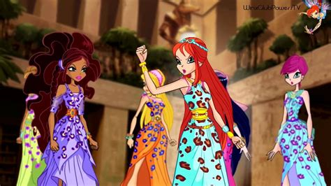 The Lost Library winx club season 6 episode 7 the lost library the