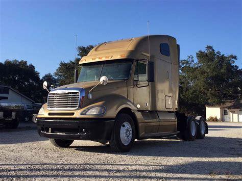 Sleeper Florida by 2010 Freightliner Columbia Sleeper Semi Truck Ta