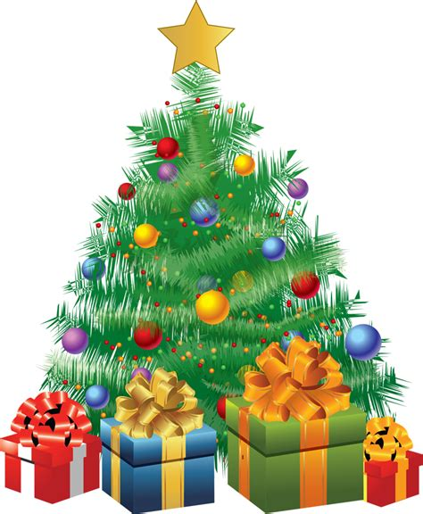 christmas tree clip art images inspirationseekcom