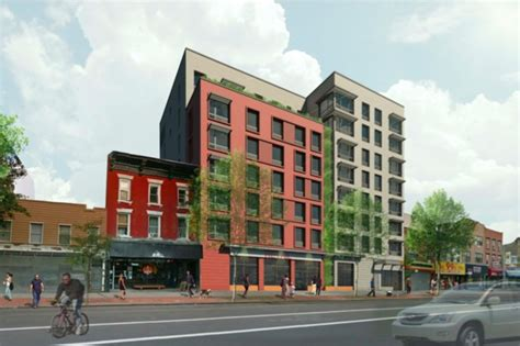 section 8 housing in brooklyn ny 8 story affordable housing building planned for grand