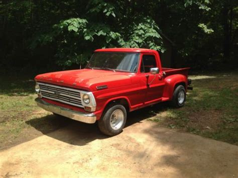 short bed truck cer craigslist craigslist ford stepside 1967 autos post