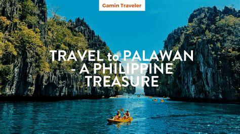 palawan travel  philippine treasure destination