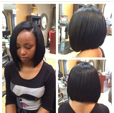 sew in bobs bob sew in sewin hair pinterest