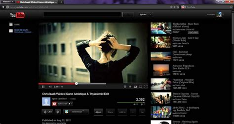 black youtube firefox black youtube theme add ons for firefox