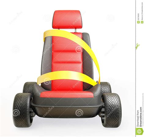 Chair Car by Car Chair Royalty Free Stock Images Image 25078009