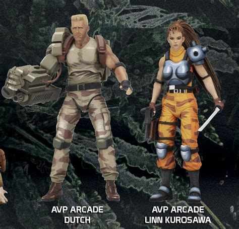 figure news 2018 neca teases 2018 collectibles figures