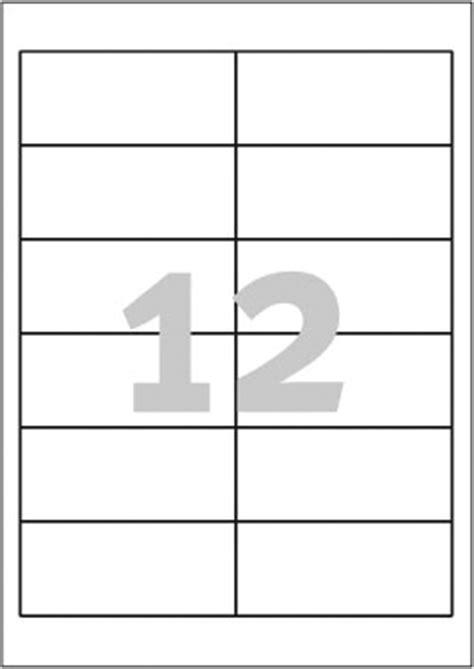 Word Vorlage Zweckform 3475 Avery Zweckform 3659 Etiketten 97x42 3 Mm 100 B 246