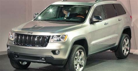 Where Are Jeep Cherokees Built 2011 Jeep Grand To Be Built In Us From May