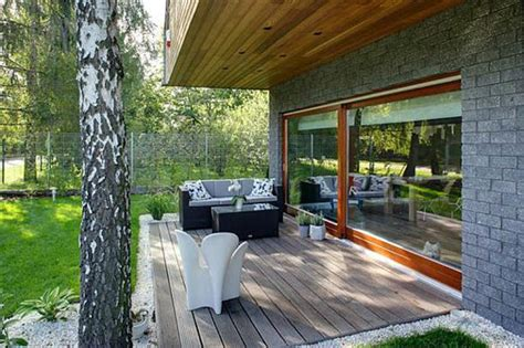 wood deck design ideas