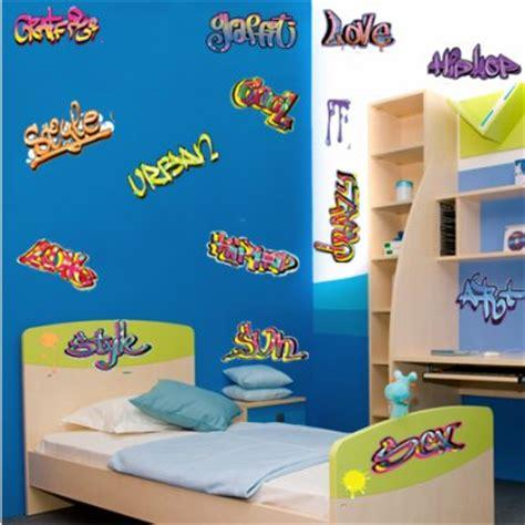 Wandtattoo Kinderzimmer Graffiti by Wandtattoos Folies Wandtattoo Graffiti Set