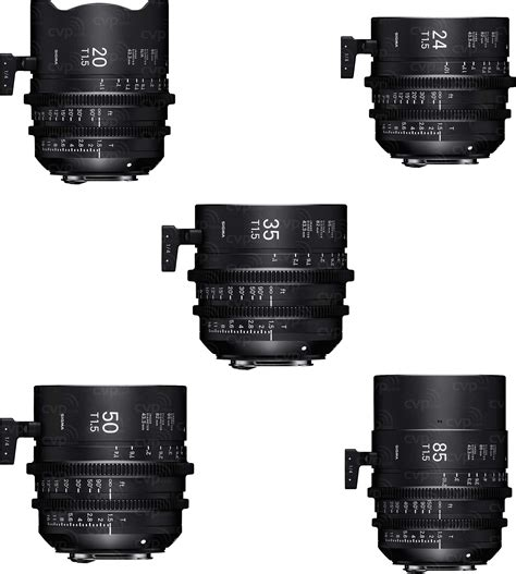 Sigma 24mm T1 5 Ff High Speed Prime Ef Mount buy sigma canon ef mount t1 5 ff high speed prime cine lens bundle includes 20mm 24mm 35mm