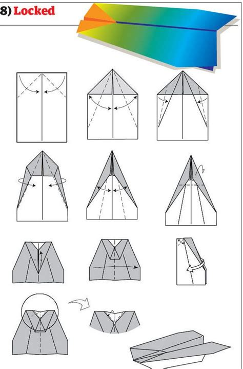 How To Make Paper Airplanes - how do you make paper airplanes breeds picture