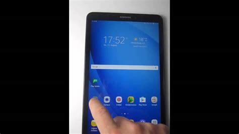 Samsung Galaxy Tab A 10 1 2016 samsung galaxy tab a 10 1 2016 sm t585 ui performance