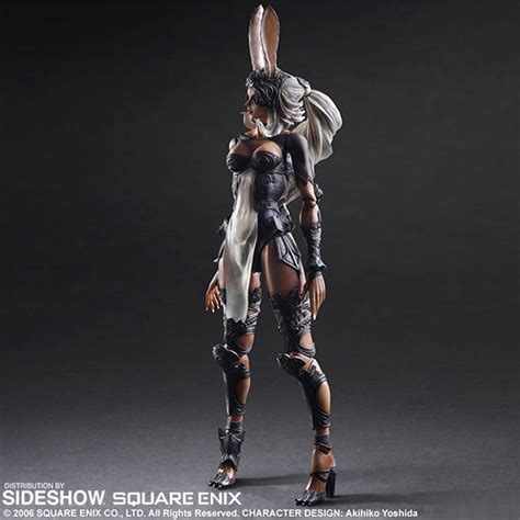 fran final fantasy 12 final fantasy fran collectible figure by square enix