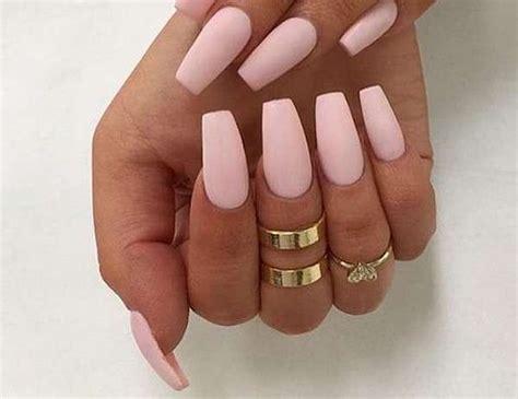 imagenes de uñas acrilicas rosa pastel u 241 as gris mate