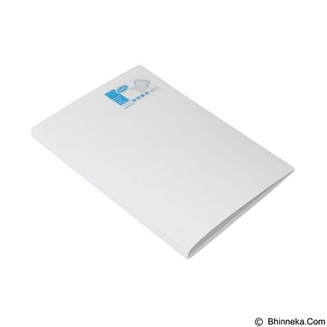 Clear Holderdisplay Book A4 20 Pocket Bantex jual bantex display book 20 pockets folio 3183 07 white murah bhinneka