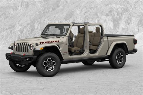 2020 Jeep Gladiator by Here S What A Fully Loaded 2020 Jeep Gladiator Rubicon