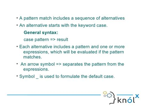 scala pattern matching any introducing pattern matching in scala