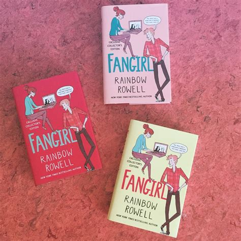 Eleanor Park Special Edition Bookpaper beautiful fangirl special edition out now rainbow rowell
