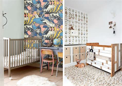 accent walls  nursery rooms kids interiors