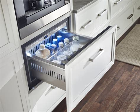 Fridge Drawers by 10 Easy Pieces The Best Counter Refrigerator