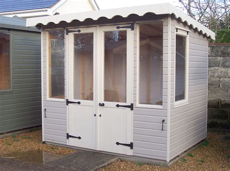 Dulux Shed Paint iow sheds garages summerhouses playhouses optional extras