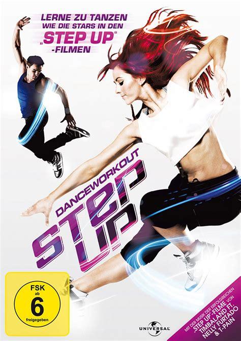 fitness dvd für zuhause step up danceworkout preisvergleich guenstiger de