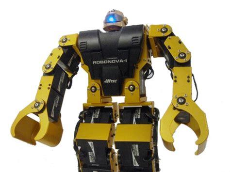 Robot Thunder Ri modellismo e robotica nuovi accessori per il robonova hobbymedia