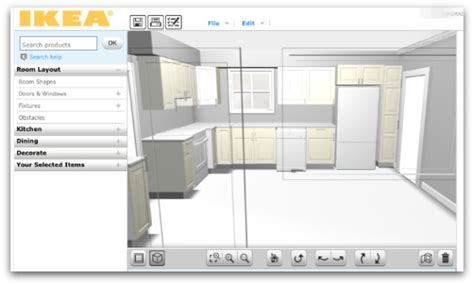 Plan Your Kitchen In 3d Ikea by A Kitchen Living Room Remodel Getting Started Grit