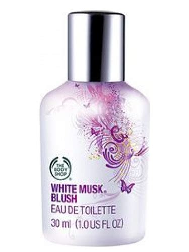 Parfum Shop White Musk white musk blush the shop perfume a fragrance for